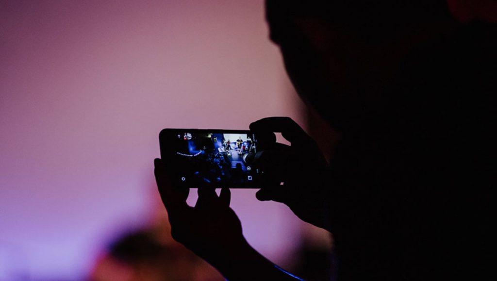 Handy mit Bildern